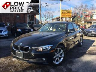 Used 2013 BMW 320i Navagation*HtdSeats*AllPower*BmwWarranty* for sale in York, ON