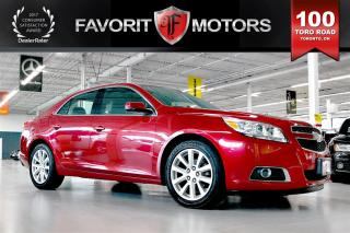 Used 2013 Chevrolet Malibu 2LT | LTHR | BLUETOOTH | CRUISE CONTROL for sale in North York, ON
