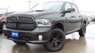 Used 2016 Dodge Ram 1500 SPORT 5.7L V8 for sale in Midland, ON