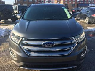 Used 2016 Ford Edge SEL**AWD**LTHR**BACK-UP CAM**BLUETOOTH** for sale in Mississauga, ON