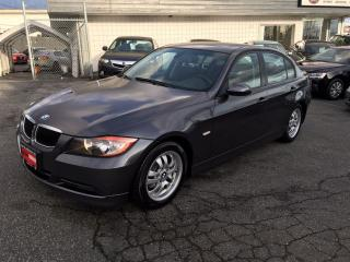 Used 2006 BMW 323i Coquitlam Location - 604-298-6161 for sale in Langley, BC