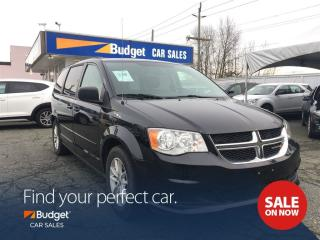 Used 2015 Dodge Grand Caravan SXT, Stow n Go, DVD System, Bluetooth for sale in Vancouver, BC