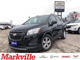Used 2014 Chevrolet Trax 1LT-GM CERTIFIED PRE-OWNED for sale in Markham, ON