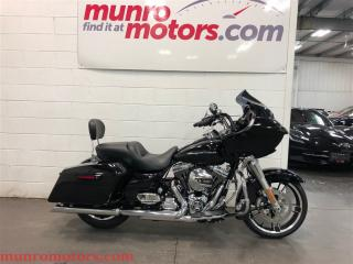 Used 2016 Harley-Davidson FLTRX Road Glide Backrest Low Miles 4647 for sale in St George Brant, ON