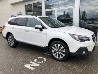 New 2018 Subaru Outback 2.5I PREMIER TECH for sale in Vernon, BC