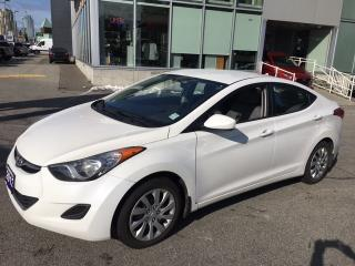 Used 2013 Hyundai Elantra GL for sale in Burnaby, BC