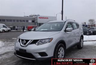 Used 2015 Nissan Rogue S AWD CVT BACKUP CAMERA, BLUETOOTH for sale in Scarborough, ON