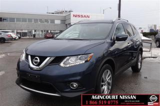 Used 2015 Nissan Rogue SL AWD CVT |Navigation| 360 Camera|Blind Spot Warn for sale in Scarborough, ON