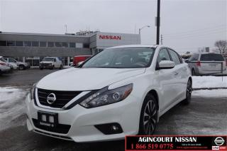 Used 2017 Nissan Altima Sedan 2.5 SL CVT DEMO|UNIQUE BEIGE INT. ,GPS, FULL for sale in Scarborough, ON