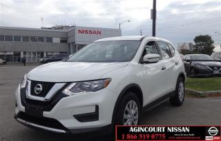Used 2017 Nissan Rogue S FWD CVT DEMO|FEB|BLIND SPOT|BACK UP CAM| for sale in Scarborough, ON