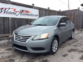 Used 2013 Nissan Sentra SV for sale in Stittsville, ON