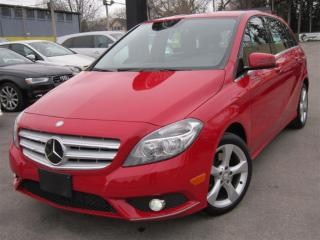 Used 2013 Mercedes-Benz B-Class B250 SPORTS ~ 58KMS ~ BACK-UP CAMERA ~ AUTO !!! for sale in Burlington, ON