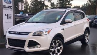 Used 2014 Ford Escape TITANIUM-4WD-NAVI-PANO ROOF-LOADED for sale in York, ON