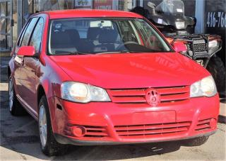 Used 2009 Volkswagen City Golf for sale in Etobicoke, ON