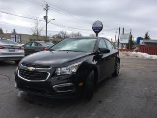 Used 2016 Chevrolet Cruze Limited 1LT for sale in Brantford, ON