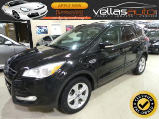 Used 2013 Ford Escape SEL| 4WD| NAVI| LEATHER| ROOF for sale in Woodbridge, ON