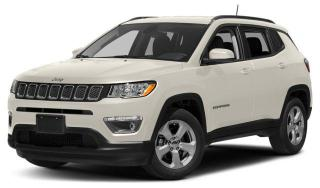 New 2018 Jeep Compass NORTH for sale in Surrey, BC