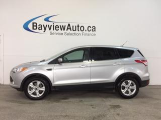 Used 2015 Ford Escape SE- 4WF|ECOBOOST|HTD STS|REV CAM|SYNC|15500 KM! for sale in Belleville, ON