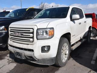 Used 2016 GMC Canyon SLT LEATHER, REAR CAMERA !!! for sale in Concord, ON