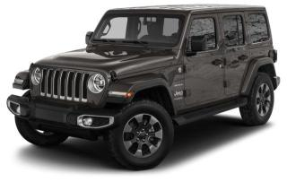 New 2018 Jeep Wrangler Unlimited Sahara 4X4 for sale in Surrey, BC