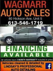 Used 2007 Saturn Ion ION.2 Midlevel for sale in Kingston, ON