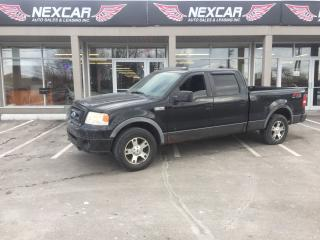 Used 2008 Ford F-150 4WD AUTO for sale in North York, ON