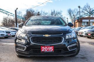 Used 2015 Chevrolet Cruze 1LT/NO ACCIDENT/BACKUP CAMERA/REMOTE START for sale in Brampton, ON
