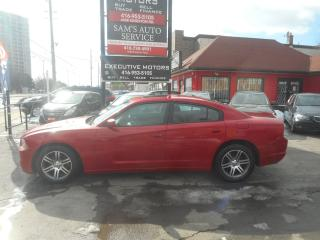 Used 2012 Dodge Charger SXT loaded for sale in Scarborough, ON