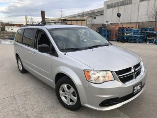 Used 2012 Dodge Grand Caravan 7 Passenger, Auto, 3/Y warranty availa for sale in North York, ON