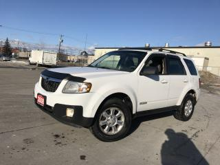 Used 2008 Mazda Tribute Leather, Sunroof, Auto, 3/Y Warranty availa for sale in North York, ON