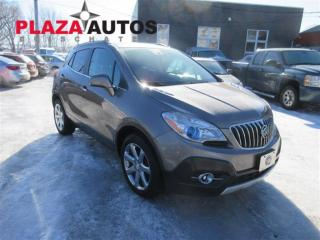 Used 2013 Buick Encore CUIR for sale in Boischatel, QC
