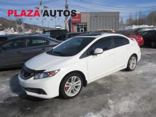 Used 2013 Honda Civic Si M6 for sale in Boischatel, QC