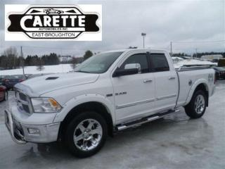 Used 2010 Dodge Ram 1500 Laramie 4x4 Cuir for sale in East Broughton, QC