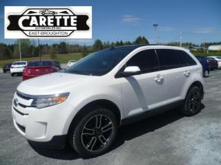 Used 2014 Ford Edge SEL Sport AWD for sale in East broughton, QC