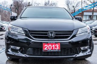 Used 2013 Honda Accord Touring/NAVI/LEATHER/ROOF/NO ACCIDENT/ALLOYS for sale in Brampton, ON