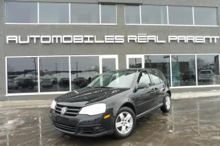 Used 2008 Volkswagen City Golf Aux - Usb for sale in Quebec, QC