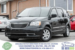 Used 2012 Chrysler Town & Country Touring NAVI SUN ROOF REAR CAM STOW N GO DUAL DVD for sale in Caledon, ON