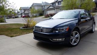 Used 2012 Volkswagen Passat HIGHLINE for sale in Calgary, AB