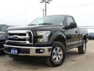 Used 2016 Ford F-150 *CPO* 4WD REG CAB 122.5 XLT  1.9% APR for sale in Midland, ON