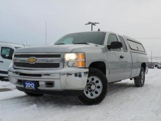 Used 2012 Chevrolet Silverado 1500 LT 5.3L V8 4WD for sale in Midland, ON