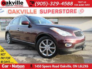 Used 2011 Infiniti EX35 Luxury | LEATHER | SUNROOF | NAVI | 360 CAM | AWD for sale in Oakville, ON