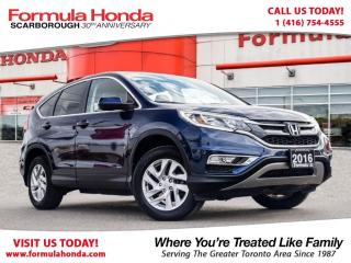 Used 2016 Honda CR-V SE | HEATED SEATS | ALL WHEEL DRIVE for sale in Scarborough, ON