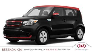New 2018 Kia Soul EV Luxury for sale in Pickering, ON