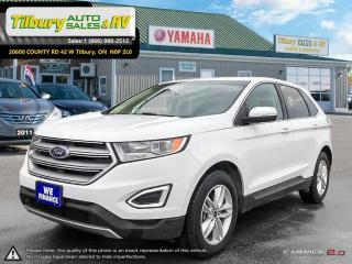 Used 2015 Ford Edge SEL for sale in Tilbury, ON