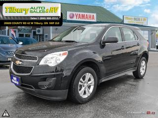 Used 2015 Chevrolet Equinox LS. WIFI. BLUETOOTH. CLEAN. for sale in Tilbury, ON