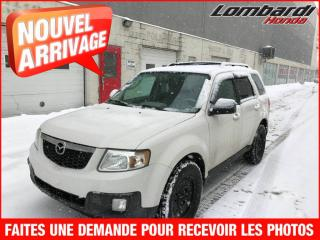 Used 2011 Mazda Tribute GX *4X4*INSPECTÉ ET TRÈS FIABLE* for sale in Saint-leonard, QC