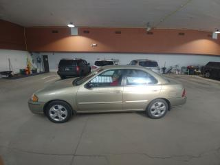 Used 2003 Nissan Sentra XE for sale in Cornwall, ON