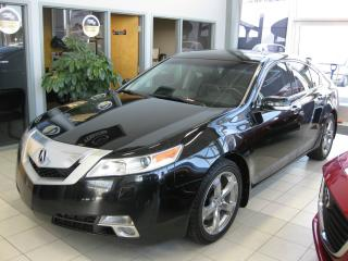 Used 2010 Acura TL SH AWD TECH CUIR TOIT NAV for sale in Trois-rivieres, QC