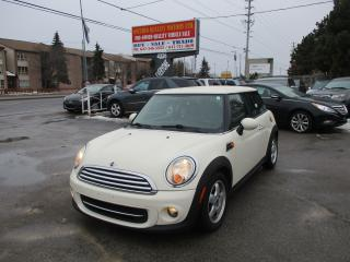 Used 2011 MINI Cooper for sale in Scarborough, ON