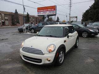 Used 2011 MINI Cooper for sale in Toronto, ON